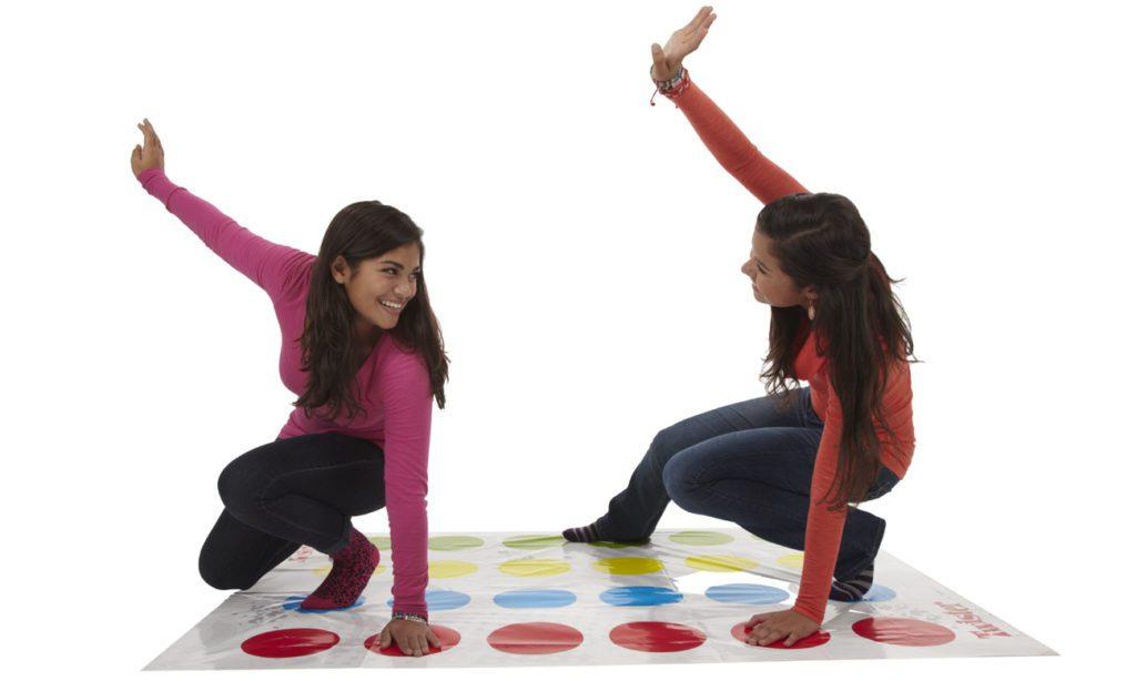 hasbro twister gra dla dziecka geex