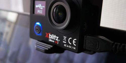 Czym zastąpić kamerę internetową? Ja korzystam z Xblitz Move 4K