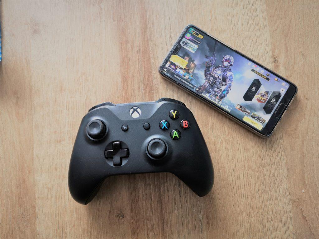 Xbox One Pad Huawei p20