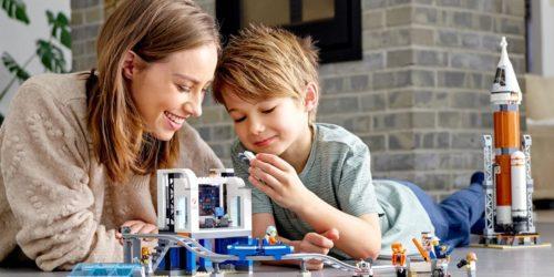 Sposoby na jesienną nudę dla dzieci i dorosłych? Klocki LEGO