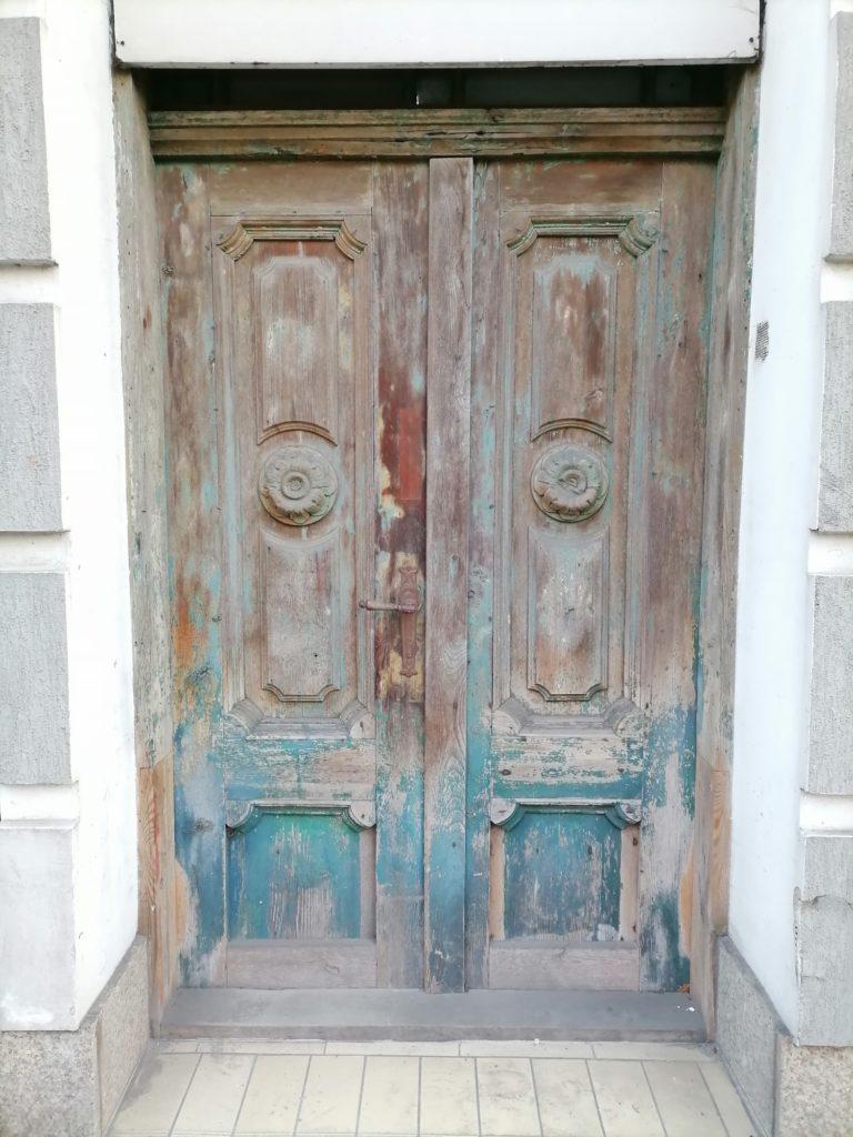 Huawei P40 Lite E zdjęcie drzwi