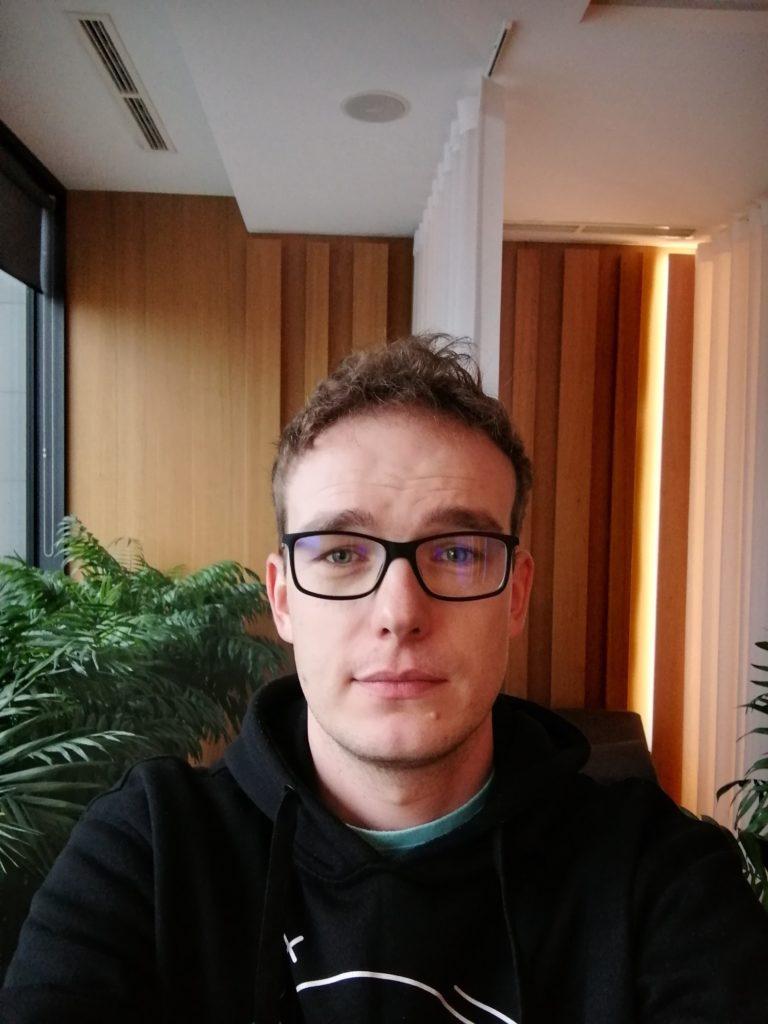 Huawei P40 Lite E selfie 8 Mpix