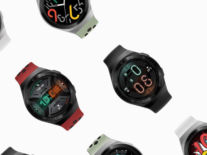 Huawei Watch GT 2e. Poznaj smartwatch jutra