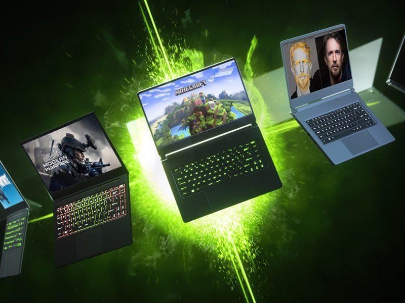 Nowe karty graficzne RTX Super nareszcie trafiają do laptopów