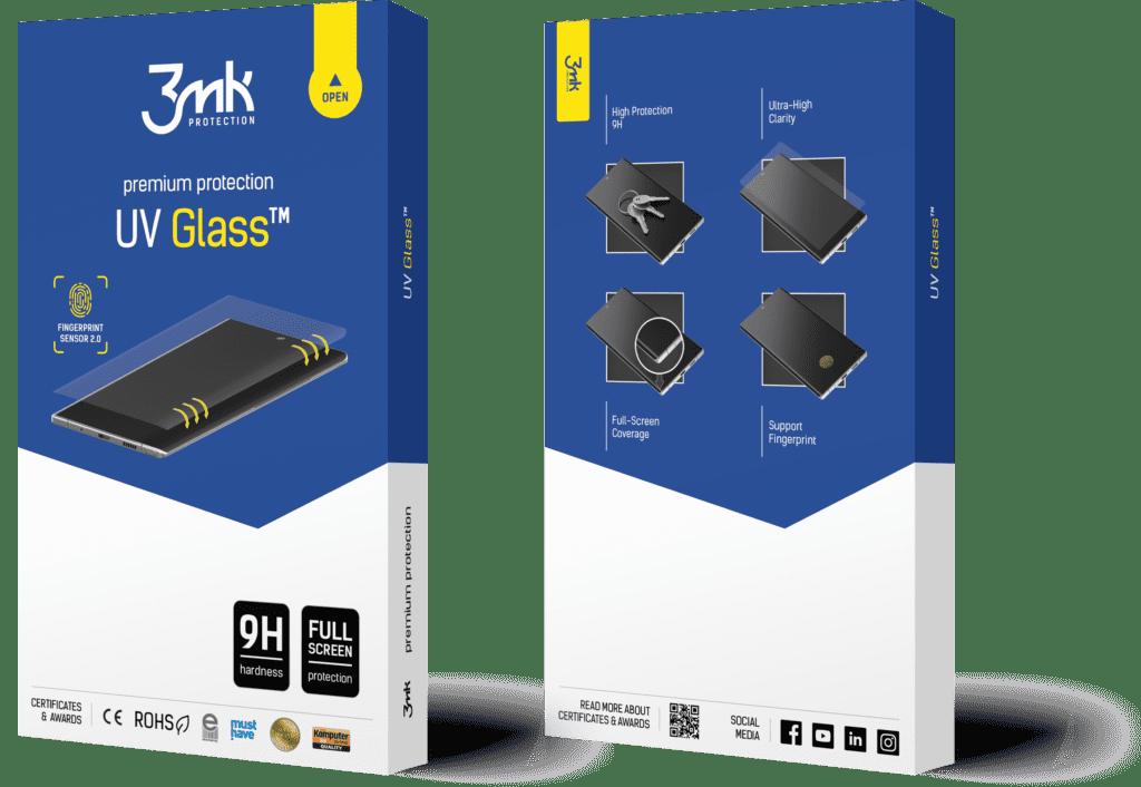 3mk UV Glass pudełko