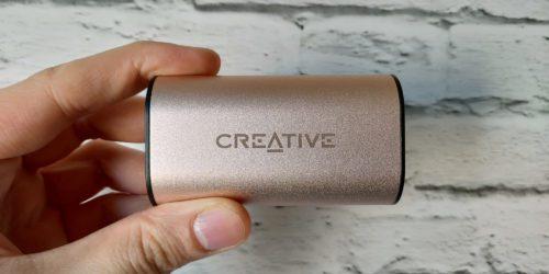 Recenzja słuchawek Creative Outlier Gold – przyjemne brzmienie i wysoki komfort kosztem paru poważnych wad