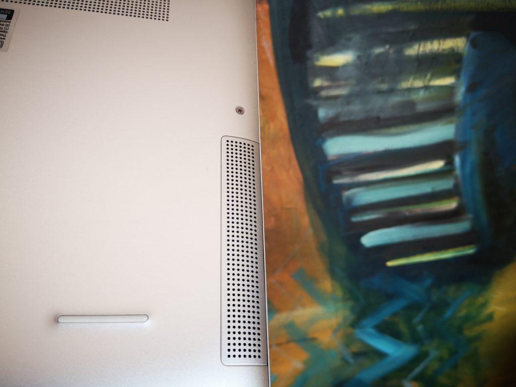 Dell Inspiron 7391 głośnik