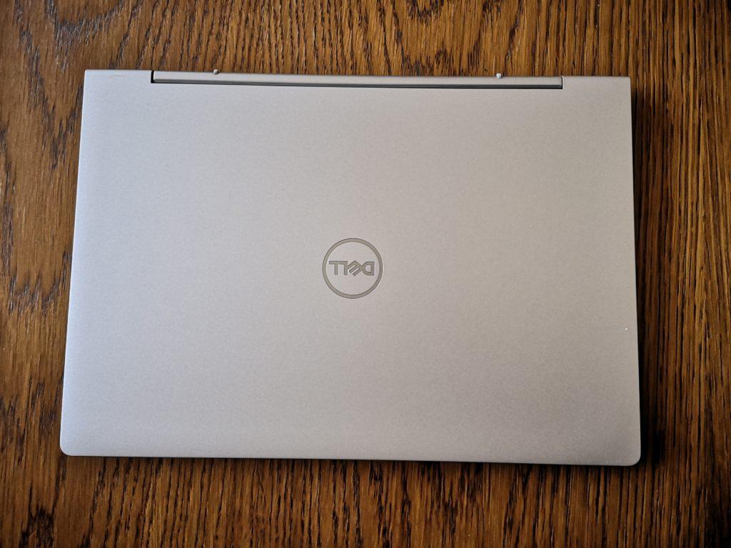 Dell Inspiron 7391 z góry