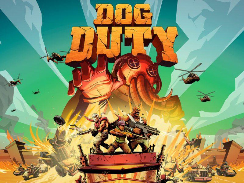 Dog Duty w polskiej wersji językowej i ze wczesnym dostępem