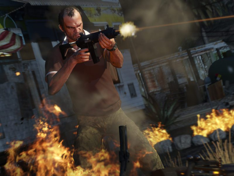 Kody do GTA 5 – nieśmiertelność, super skok i szybkie fury