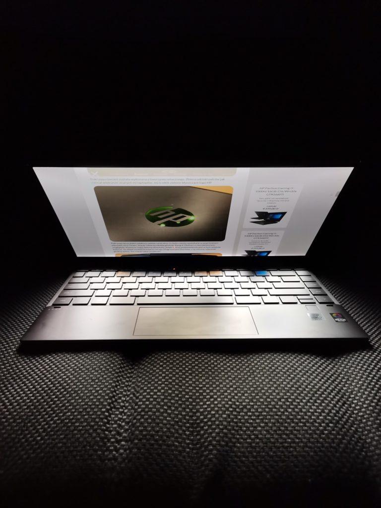 HP spectre x360 ips katy widzenia