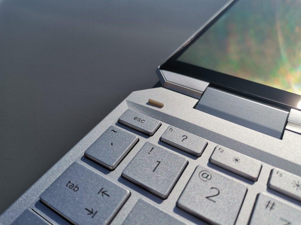 HP spectre x360 osłona klawiatury