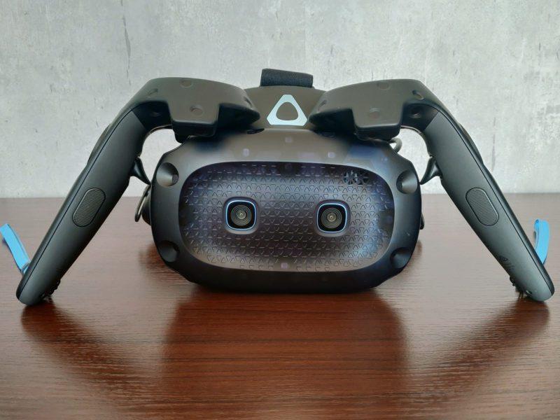 Recenzja gogli VR HTC VIVE Cosmos Elite – kosmiczna jazda dla elit
