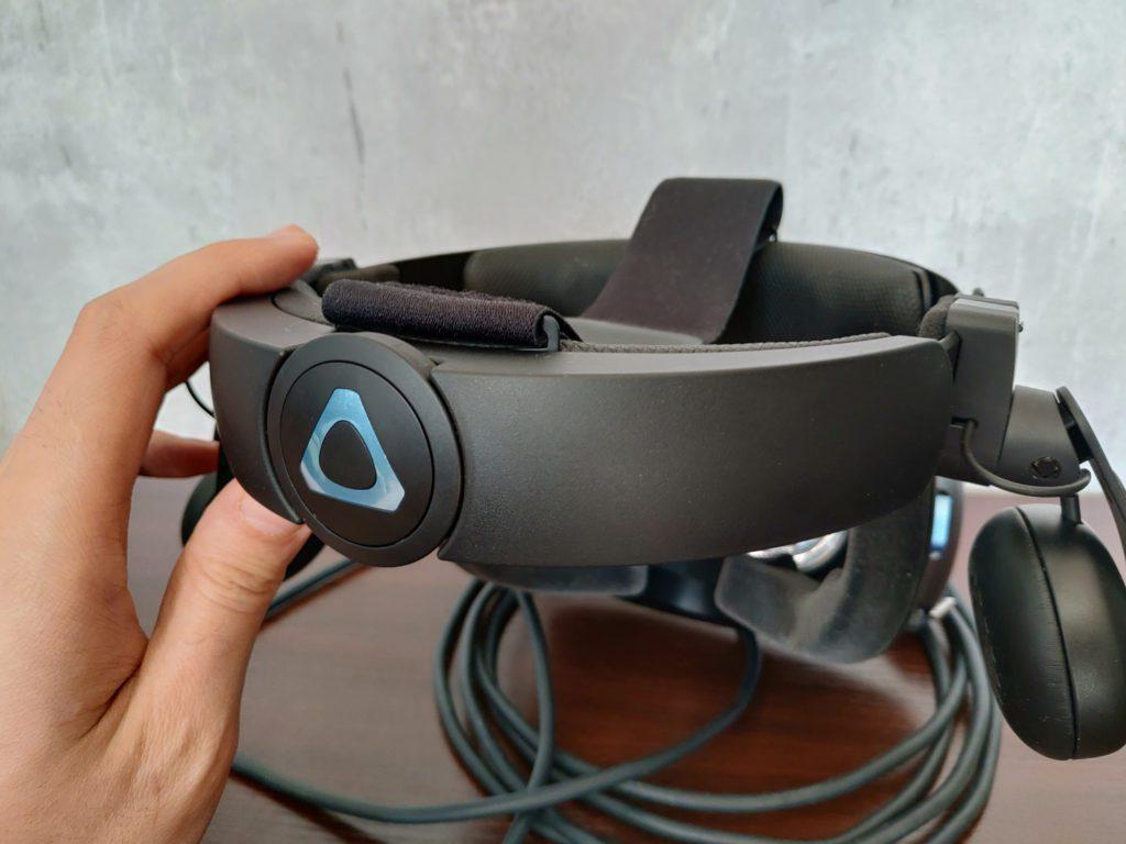 HTC VIVE Cosmos Elite element montażowy gogli pokrętło