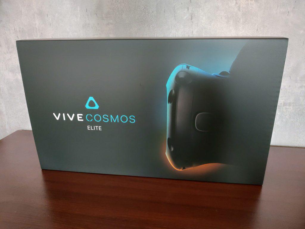 HTC VIVE Cosmos Elite opakowanie