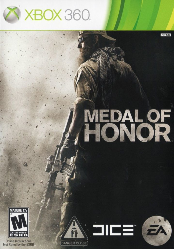 Medal of Honor 2010 gra