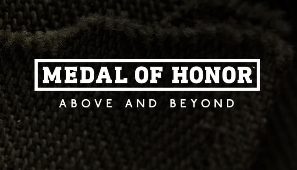 Medal of Honor Above and Beyond logo gry