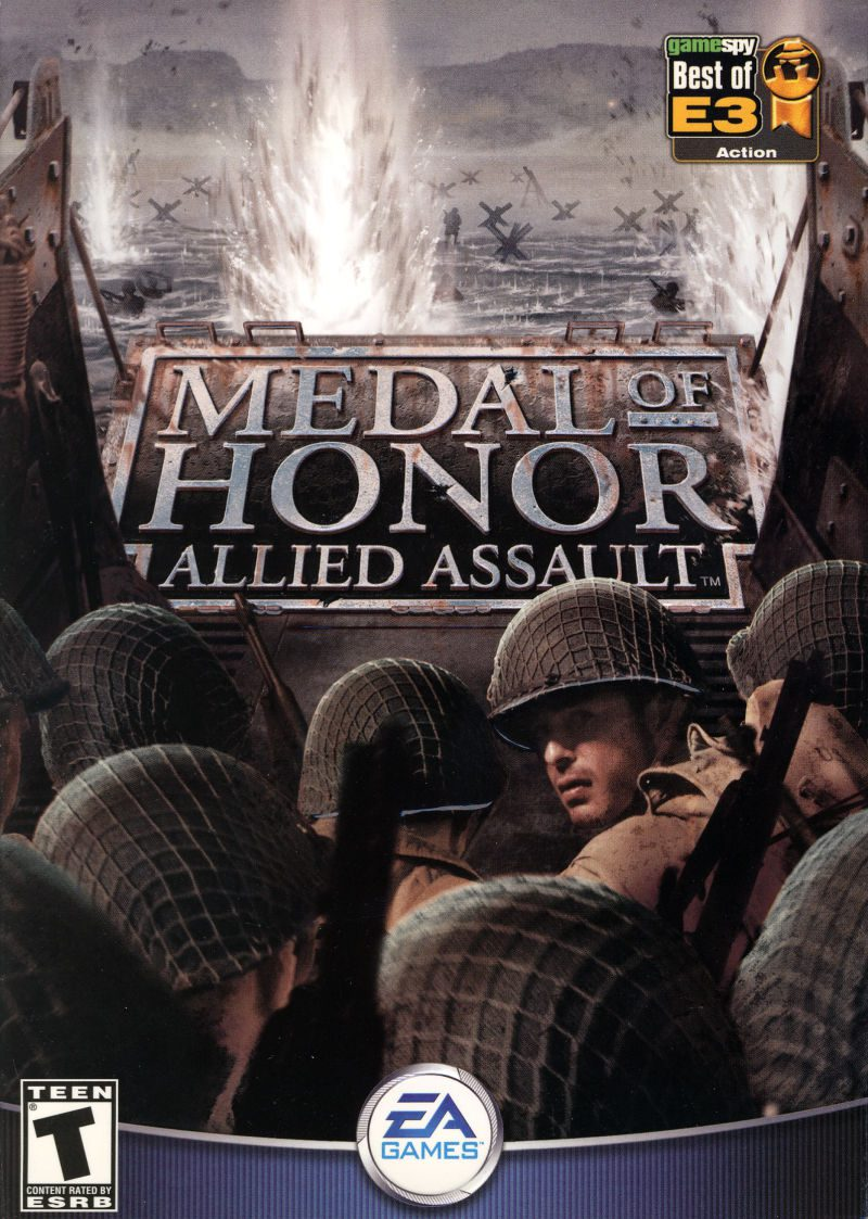 Medal of Honor Allied Assault gra