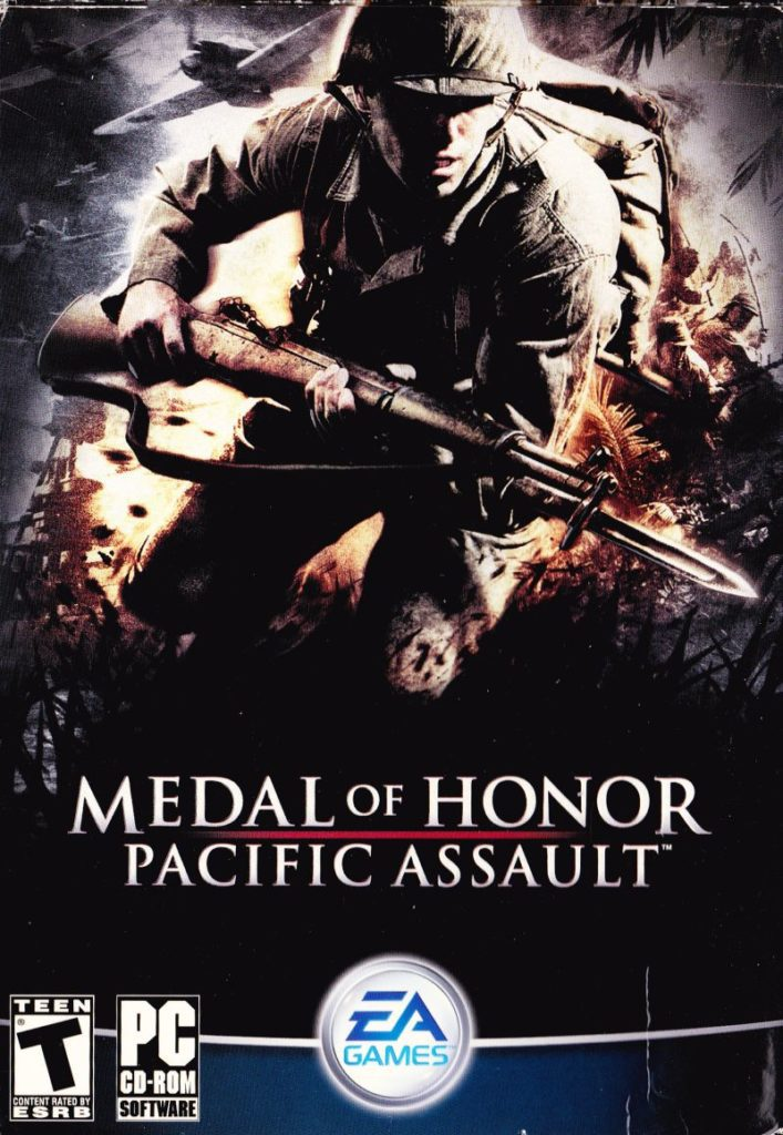 Medal of Honor Pacific Assault gra