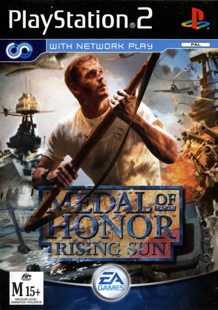 Medal of Honor Rising Sun gra