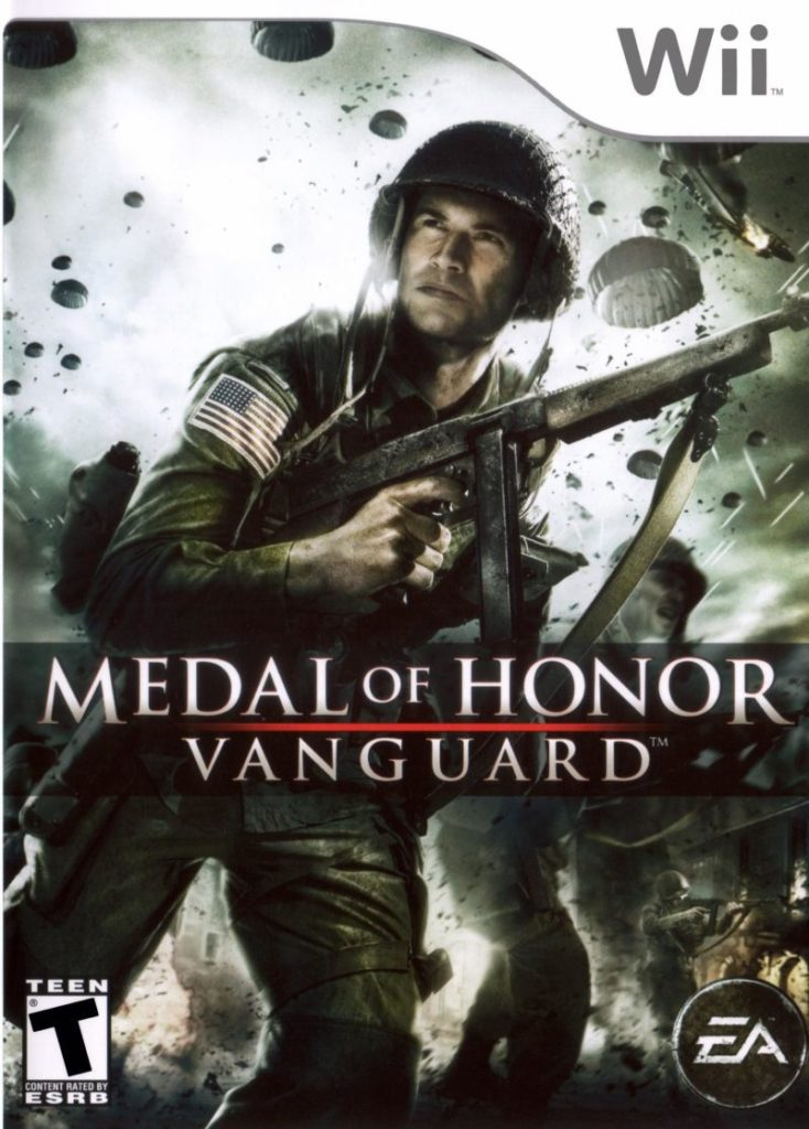 Medal of Honor Vanguard gra