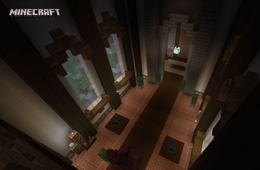 Minecraft RTX Off screenshot
