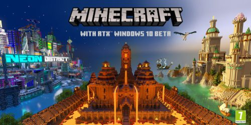 Beta Minecraft RTX rusza już dzisiaj!