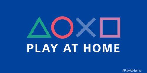Gry na Playstation 4 zupełnie za darmo - Sony zachęca graczy, aby pozostali w domu