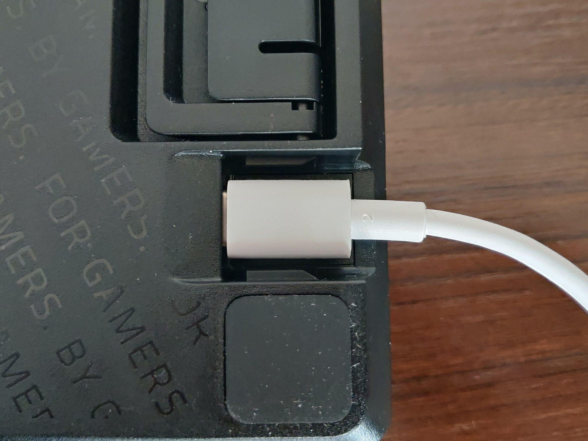 Razer Huntsman Tournament Edition inny przewód USB typu C