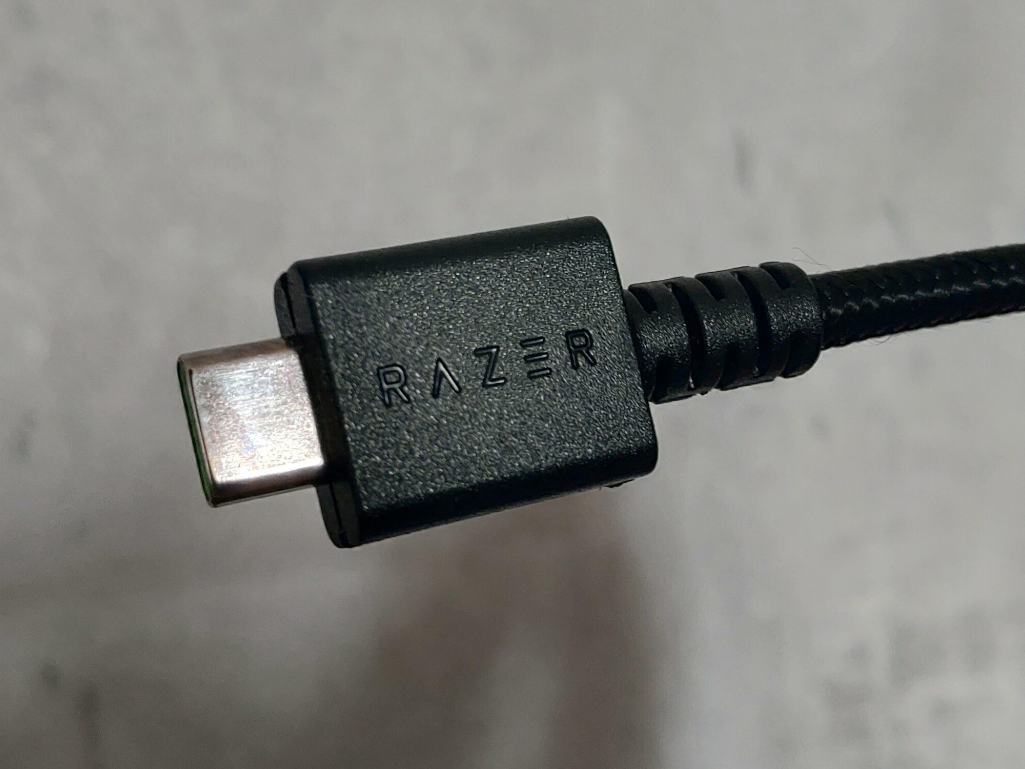 Razer Huntsman Tournament Edition wtyczka kabla USB typu C