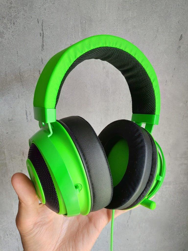 Razer Kraken Tournament Edition same słuchawki