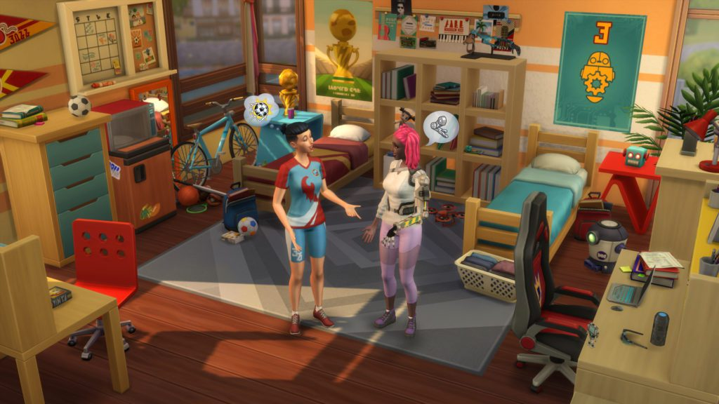 Gra The Sims 4 screenshot 1