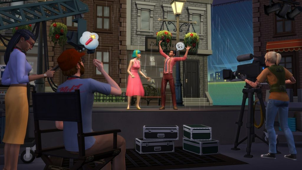 Gra The Sims 4 screenshot 2