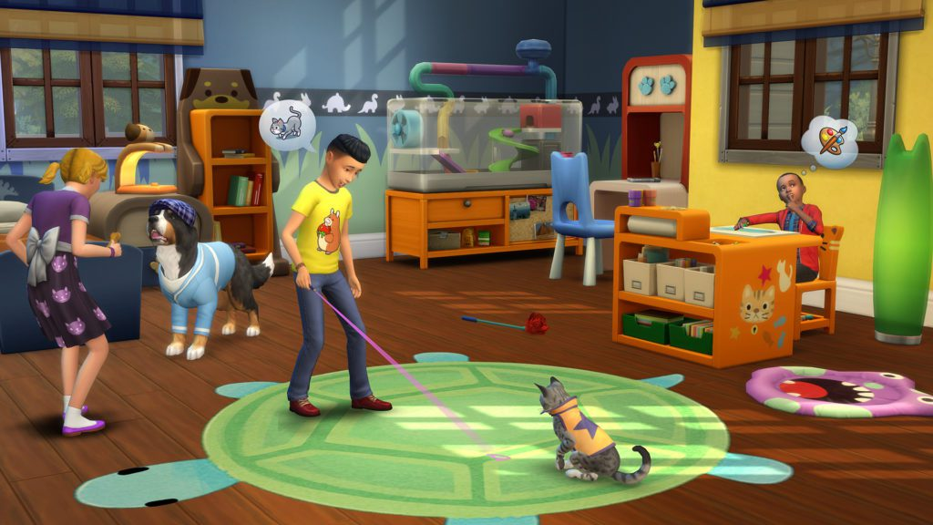 Gra The Sims 4 screenshot 3