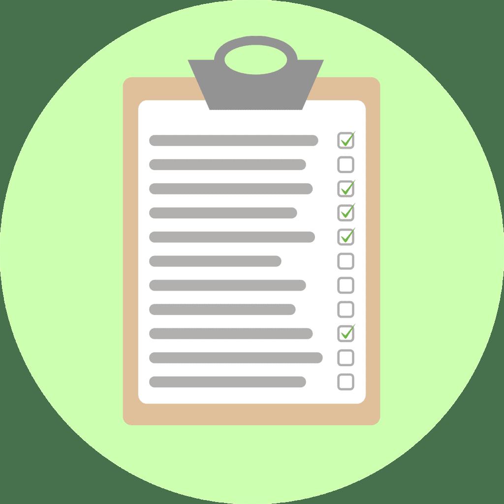 lista zadań