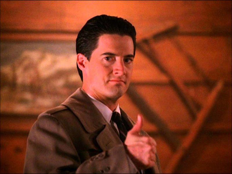 Kyle MacLachlan organizuje wspólne oglądanie Twin Peaks… z Kyle'em MacLachlanem