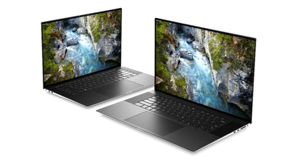 dell xps 15 9500 xps 17 9700
