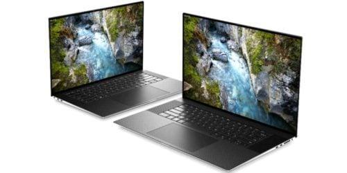 Wyciekły zdjęcia nowych laptopów serii XPS od Dell: XPS 15 9500 oraz XPS 17 9700