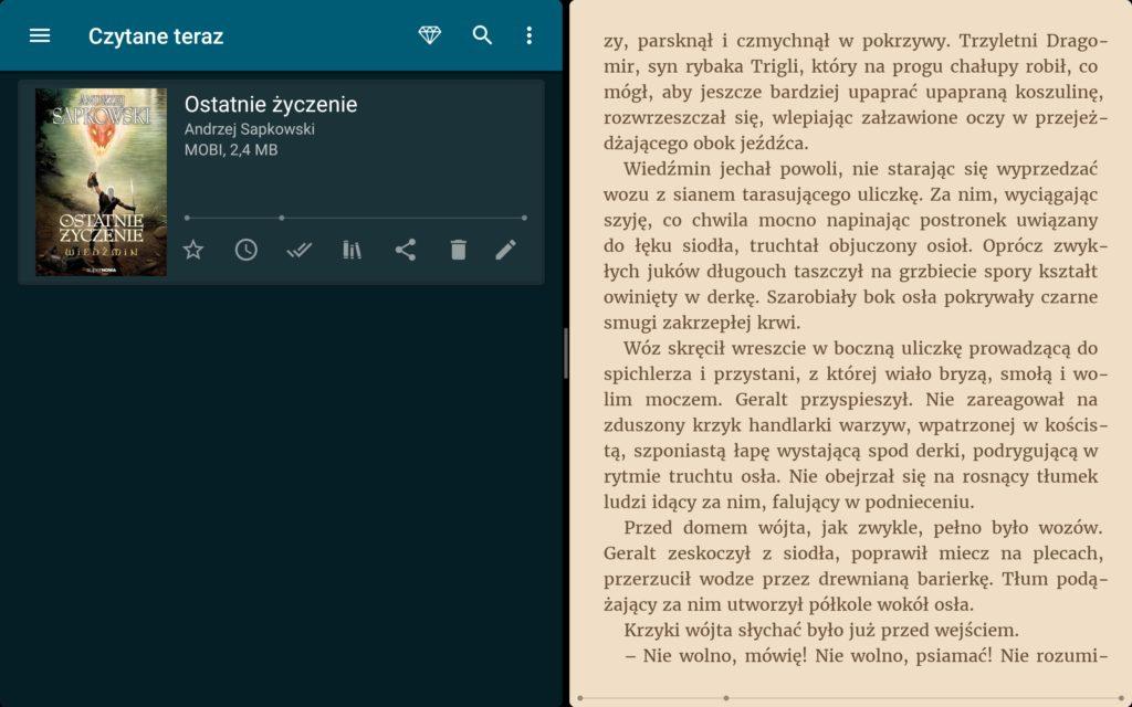 huawei podzielona aplikacja