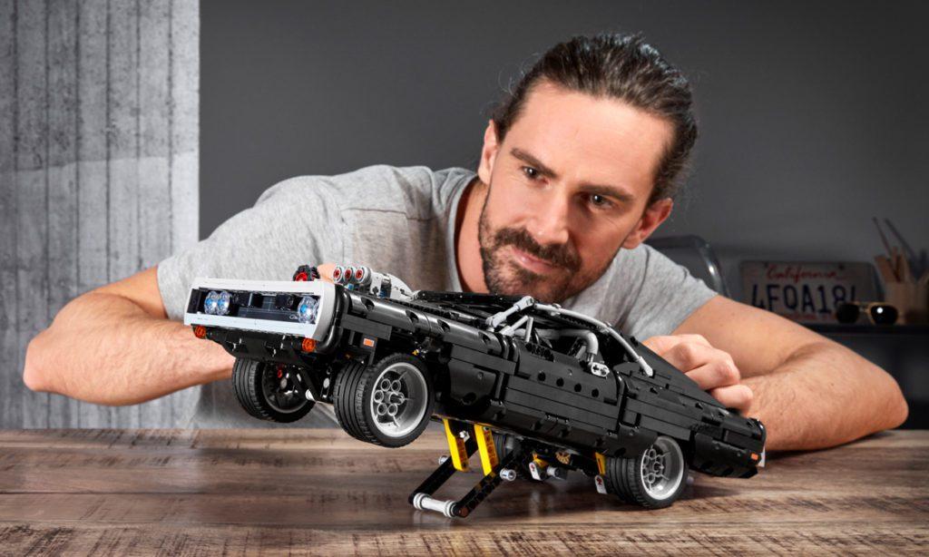 Lego szybcy i wściekli