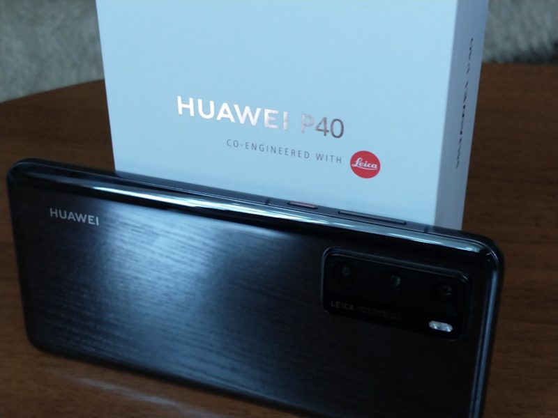 Tydzień z Huawei P40 – recenzja. Jak spisuje się kompaktowy flagowiec z serii P?