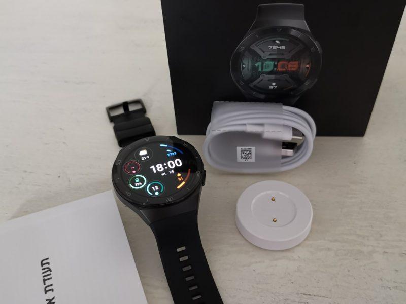 Recenzja Huawei Watch GT 2e – smartwatcha, który wie wszystko o Twoim treningu