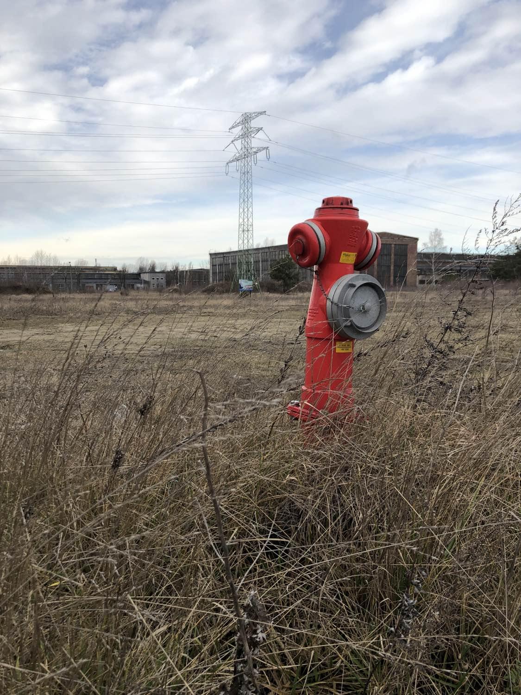 hydrant wodny