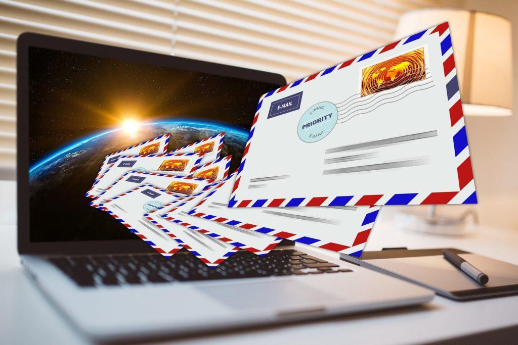 mail po angielsku jak napisać