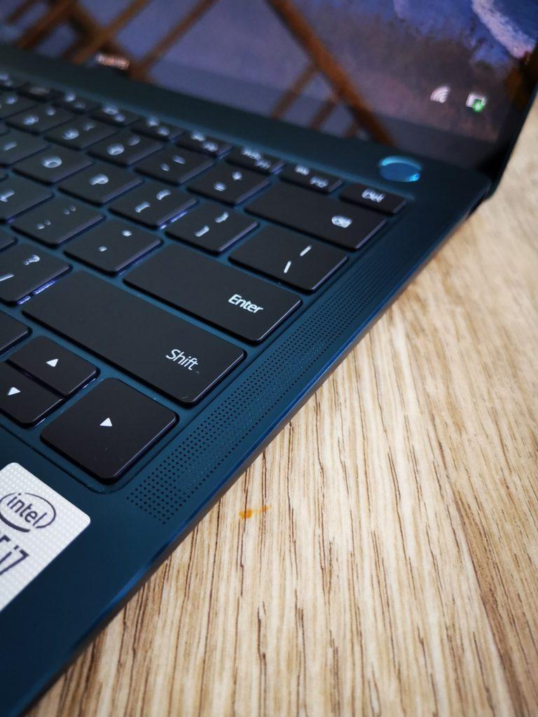 MateBook X Pro 2020 głośnik górny