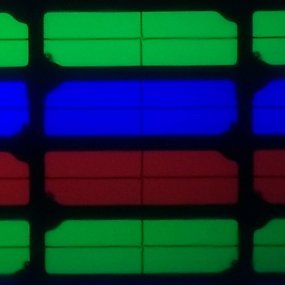 wygląd pikseli matrycy telewizora xiaomi mi led tv 4a 32
