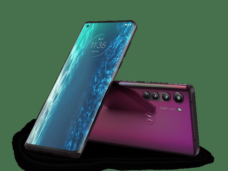 Motorola Edge i Motorola Edge + zaprezentowane