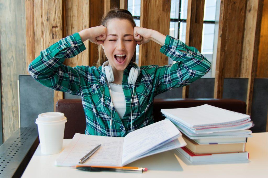 stres nauka uczeń geex