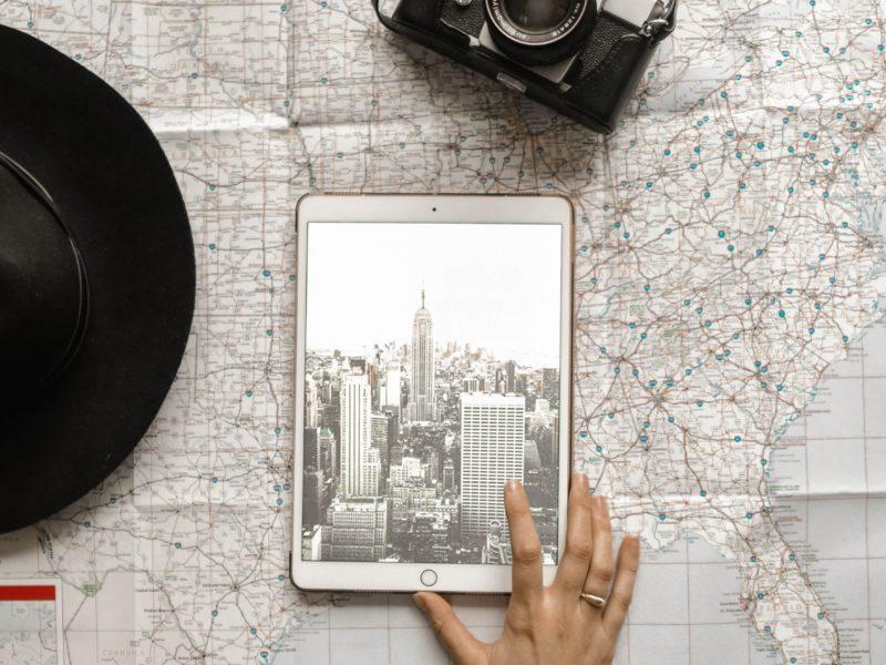 Geoguessr i wirtualne podróżowanie
