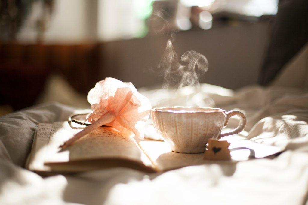przerwa w pracy herbata